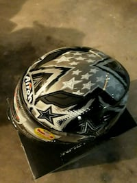 casco Airoh movement start black tg. Xl 6782 km