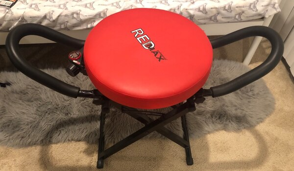 Red Max Fitness Equipment