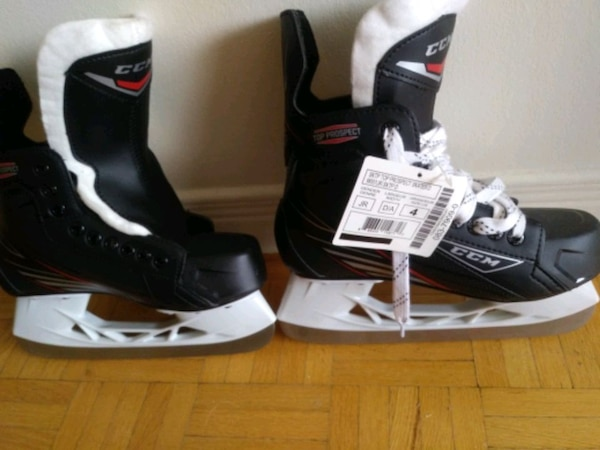 New hockey boots and blades 883536a7-7e33-4c4d-9417-0111fb226a4e