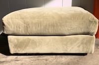 brown and black fabric sofa Arlington, 22204