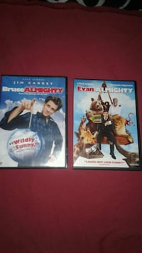 Evan almighty and bruce almighty Stonington, 06379