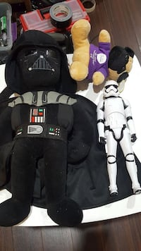 Used Darth Vader Plush Toy For Sale In Plano Letgo