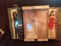 two Barbie dolls in boxes Charleston, 25312