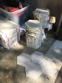 4 boxes of tiles  Mississauga, L5A