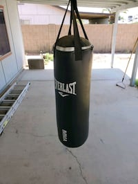 Punching bag, like new condition  Peoria, 85345