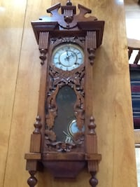 Vintage Rosewood clock Mississauga, L5W 1A1