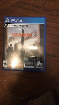 The Divison 2 PS4 Suitland, 20746