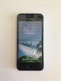 Iphone 5s space grey 16gb Strasbourg