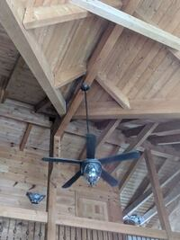 Large Ceiling Fan Boyce, 22620