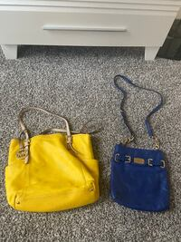 2 Michael Kors handbags $25each  Woodbridge, 22191