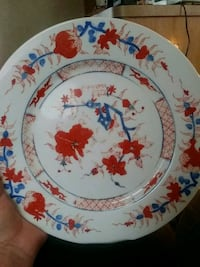 Antique Chinese plate  Schuylkill Haven, 17972