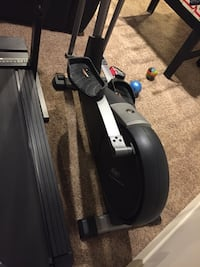 black and gray elliptical trainer Calgary, T2X 1V2