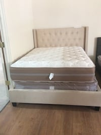 Queen Bed Frame Florence, 76527