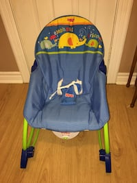 Fisher price baby rocker with vibration Ajax, L1T 1W8