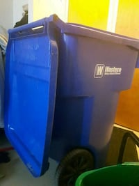 Cleaning for your garb and recycling bin Toronto