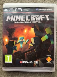 MINECRAFT PS3 OYUNU Osmangazi, 16090