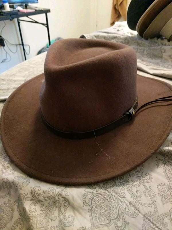 9b54a58aa5cde Used Cowboy hat for sale in Lubbock - letgo