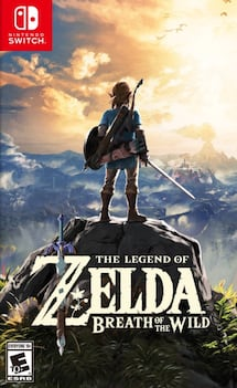 Legend of Zelda (Nintendo Switch)