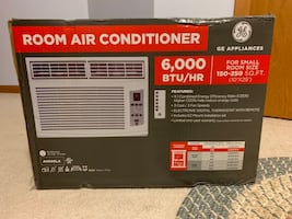 GE Appliances Room Air Conditioner for small room