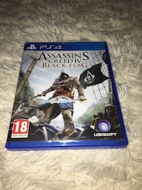 Assassin's creed blag flag ps4