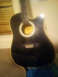 black and brown acoustic guitar North Kingstown, 02852