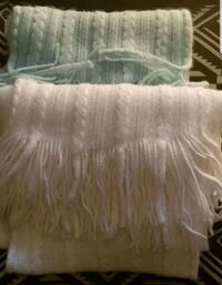 ☆Bundle of two☆ NY&C Mint and Cream scarves  Harford County