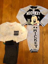 Boy Shirts, Pants, Pajamas 5T