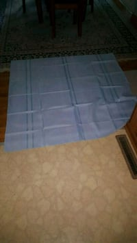 Blue square table Cloth New Carlisle, 45344
