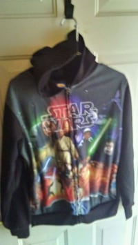 Brand new star wars brand size small hoodie Des Moines, 50315