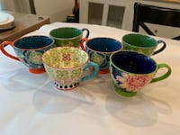 Anthropologie Mugs Falls Church, 22043