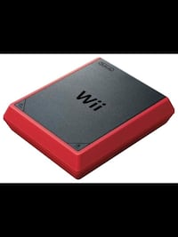 NINTENDO Wii MINI GAMING SYSTEM .