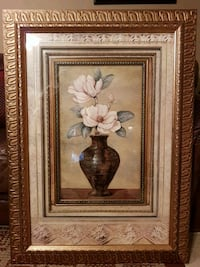Beautiful gold framed picture Caledon, L7E 0Y3