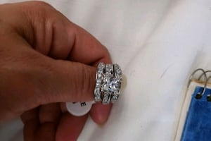 Engagement/Bridal Ring Set