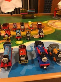 Thomas and Friends trains Takoma Park, 20912