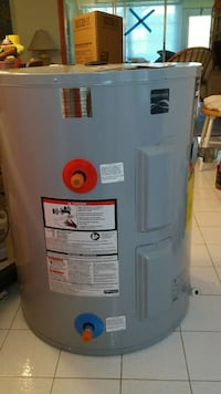 Used kenmore 38 gal hot water heater in lake worth for Used hot water heater