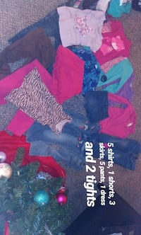 Little girls clothes lot