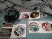 assorted-title Sony PS3 game disc lot Inkster, 48141