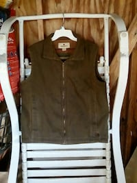 Men's saddle lined vest Lancaster, 92595