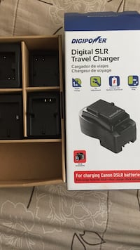 DSLR Travel Chargers