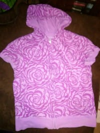 short sleeve hoodie with pockets Baltimore, 21229