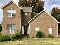 Beautiful home for rent La Vergne
