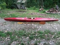 15' Klepper kayak with paddle New Albany, 47150