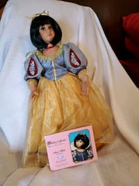 Paradise galleries snow white doll Tennessee, 37013