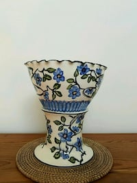 Hand made & painted planter Delray Beach, 33444