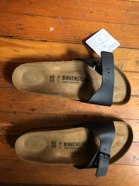 Brand new unworn birkenstocks - womens size 8