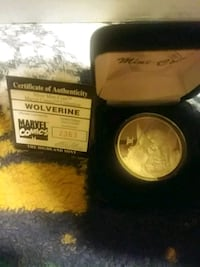 wolverine silver mint coin  Baltimore, 21205