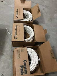 RG6 Cable - 3 Boxes for $100.00 Bolton, L7E 2N3
