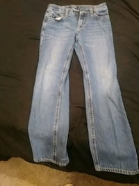 Old navy bootcut jeans size 10 boys Roland, 74954