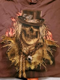 halloween scary scarecrow shirt  Brownsville, 78526