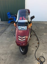 2007 Commuter 250 cc Scooter ,Only 57 Original Miles ,New Battery Spring, 17812